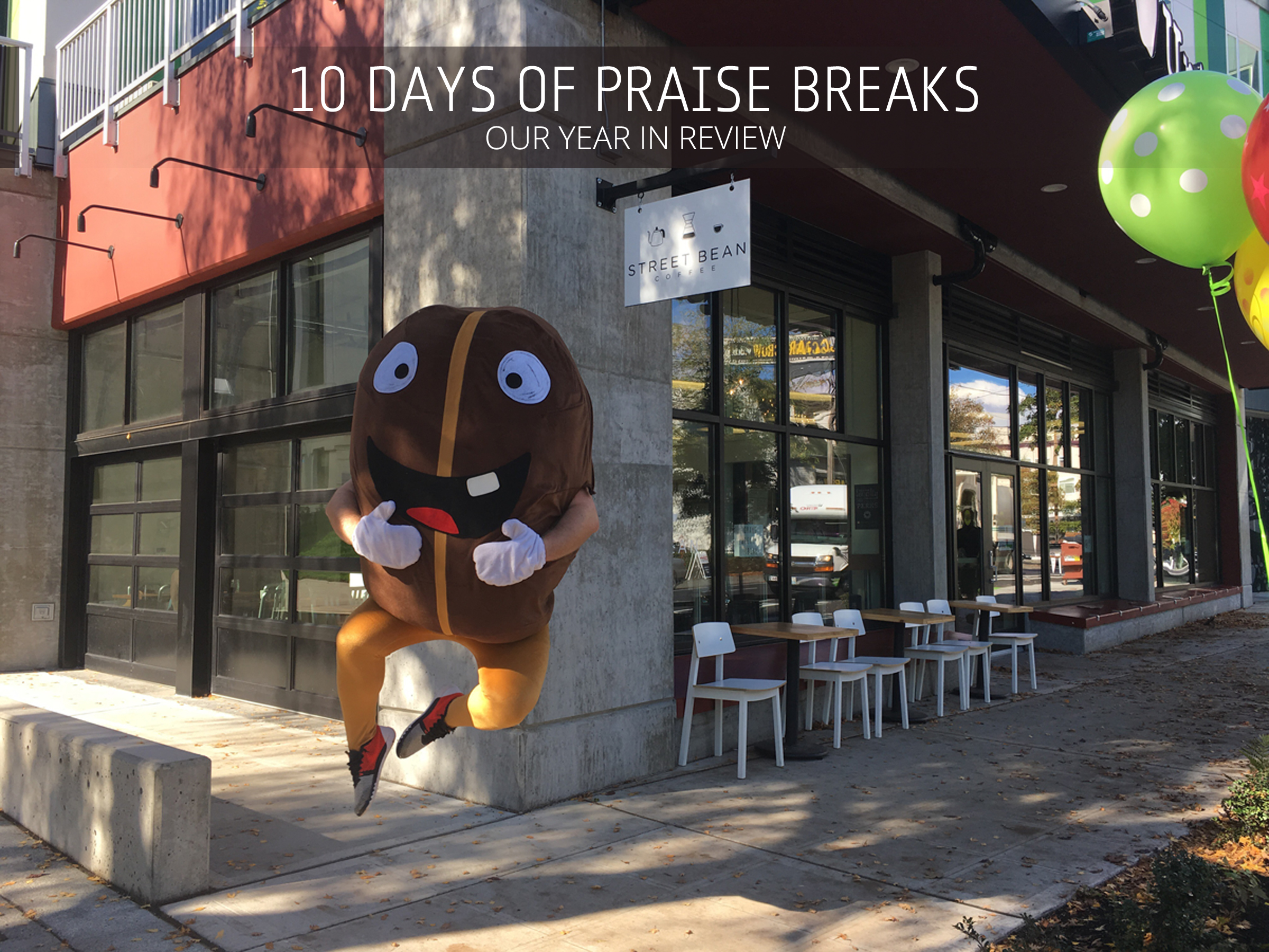 10 Days of Praise Breaks: Our 2016 in Review