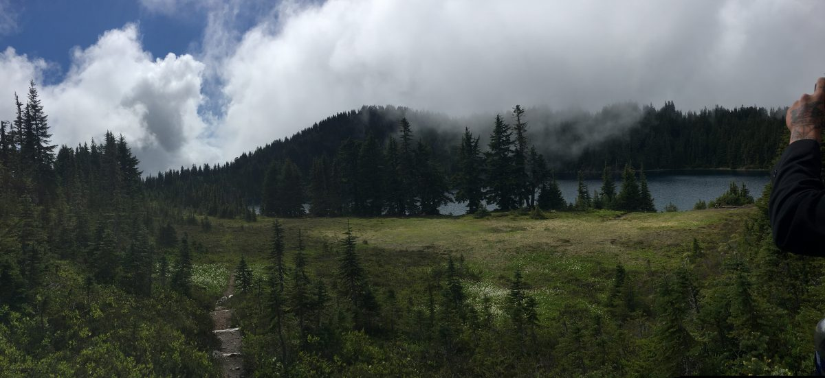 Hiking Club Trip Report – Summit Lake